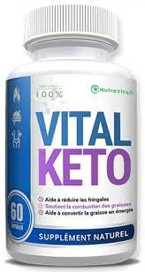Ce qui est vital keto? Comment fonctionne? Quels sont ses ingrédients?