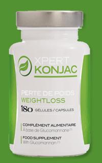 Ce qui est Xpert Konjac? Comment fonctionne? Quels sont ses ingrédients?