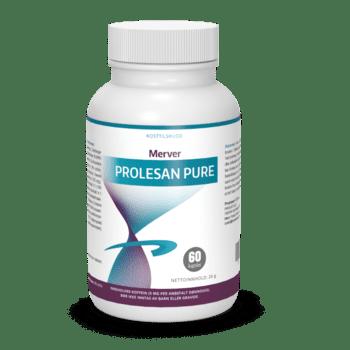 Comment fonctionne le complément alimentaire Prolesan pure?