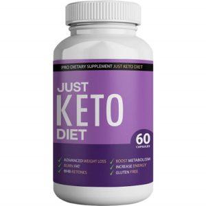 Comment fonctionne le complément alimentaire Just Keto diet en pharmacie?