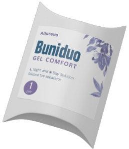 Comment fonctionne Buniduo Gel Comfort? Composition du produit.