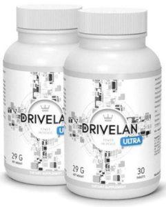 Comment fonctionne Drivelan Ultra? Composition du produit.
