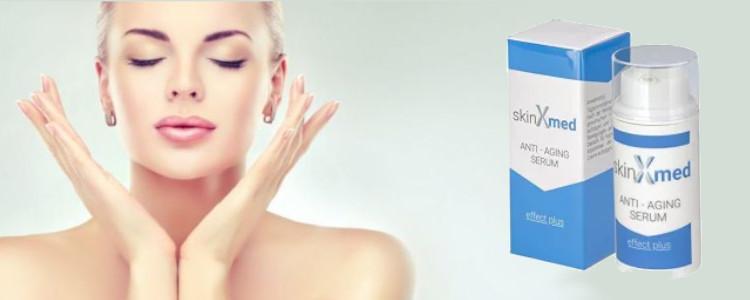 Les effets sont visibles après la première utilisation SkinXmed.